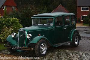 1936 Austin 12 Ascot Hotrod The Original