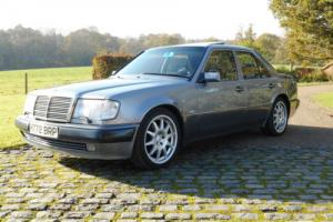 Mercedes-Benz 500E LHD (PORSCHE ENGINEERED) 1991