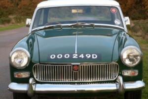 1966 MG Midget Mark 2, 1098cc BRG