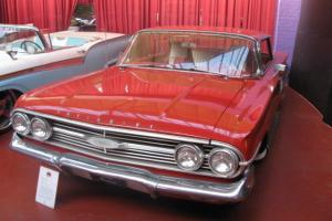 1960 Chevrolet Impala Custom 2 Door 4 Speed manual
