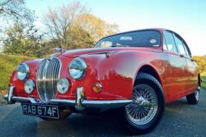 1968 Jaguar MK2 3.4 Manual Overdrive - Restored Car - 2 Owners