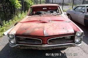 1966 Pontiac GTO - Full Restoration