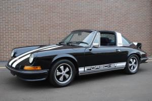 Porsche : 911 Targa