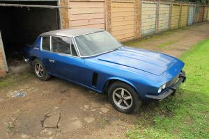 1972 Jensen Interceptor Mk III  Photo