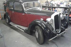 rover 10 saloon 1947