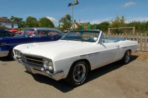 1966 Buick Special Convertible V8