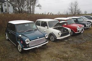 Mini : Classic Mini COOPER S Photo