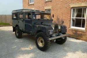 1957 Series 1 Land Rover 107 Photo