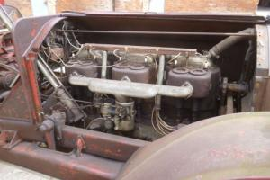 1924 American La France 14.5 liter chain drive