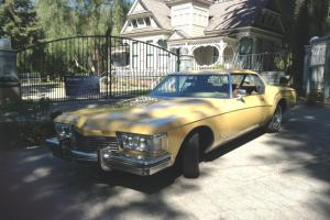 CLEAN 1973 Buick Rivier Boat Tail