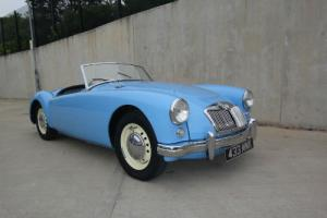 MGA Mk1 Roadster - 1957 - Fully Restored Throughout