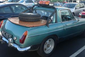 MG GTB Custom Pick-up