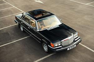 1979 MERCEDES 450 SEL 6.9 W116 LHD ONLY 56k MILES FSH