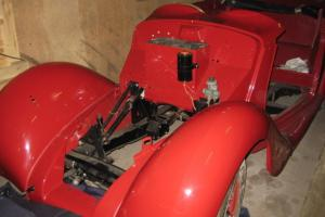 MG YT 1949 Factory RHD , Full restoration to be finished by year end.