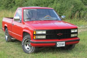 Chevrolet 454ss Pickup Chevy Truck C1500 Big Block 7.4 Ltr V8  for Sale