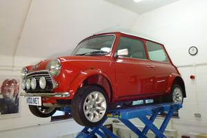 2001 Rover Mini Cooper Sport On 9200 Miles From New
