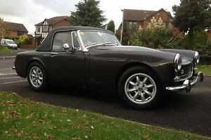 1974 MG MIDGET - K-series Caterham powered - very special little car
