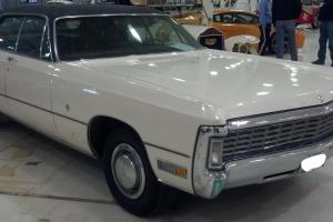 1970 Chrysler Imperial LeBaron 440 4dr sedan vinyl top