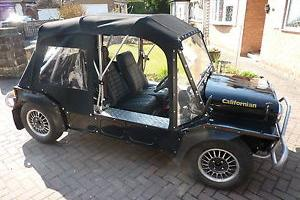 Mini Moke  Photo
