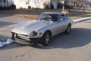 71 240Z SR20 Turbo Swap