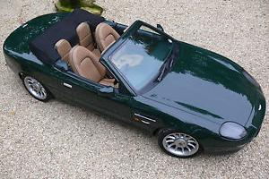 1997 Aston Martin DB7 Volante - Rare Manual