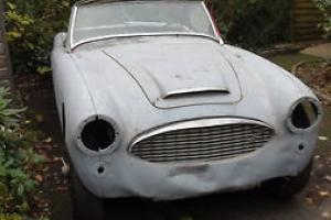 Austin Healey 100/6 1958 BN4 For Restoration