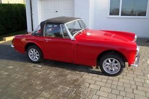 MG MIDGET 1275 RWA Unleaded