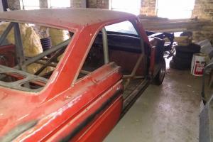 1964 ford falcon race car project fia