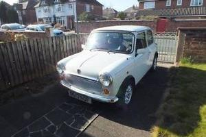 Classic Mini Mayfair 6150 miles