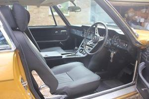 1971 JENSEN INTERCEPTOR, BEAUTIFUL METALLIC GOLD, LOVELY BLACK LEATHER INTERIOR  Photo