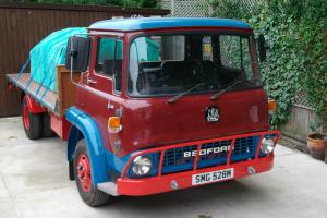 BEDFORD TK 330 5 SPEED 1974 NEEDS TO BE SEEN