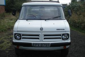 Bedford CF chassis cab