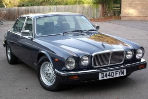 1986 JAGUAR SOVEREIGN V12 AUTOMATIC 102K LOADS OF HISTORY SIMPLY OUTSTANDING