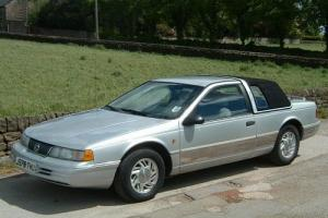 MERCURY COUGAR COUPE 1992