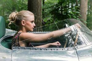 1957 Jaguar D type recreation