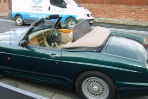 1994 MG RV8 GREEN