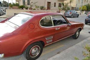 Ford Capri mk1 1968