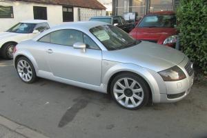 Audi TT 4X4 225 BHP with private reg