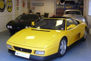 1992 Ferrari 348 ts - LHD German market car with 35,000 miles from new