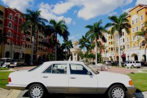 1985 MERCEDES-BENZ 300SD**TURBO DIESEL**FL