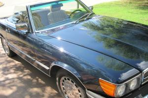 1988 Mercedes Benz 560 SL Convertible Roadster-------Excellent Condition