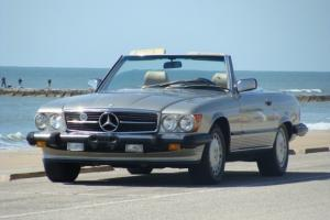 1989 MB 560SL - Immaculate Roadster with FREE Domestic Shipping!!!!