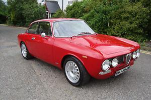 Stunning 1973 Alfa Romeo 2000 GTV 105 Bertone Giulia 2 Door Coupe,Show Condition