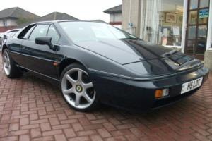 1990 Lotus Esprit 2.2 WITH EXTENSIVE SERVICE HISTORY - LOW MILEAGE - LOTUS PLATE