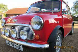 Classic Mini auto 998cc Mayfair