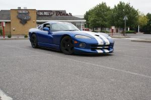 DODGE Viper GTS COUPE Supercharged 780bhp 30k on mods american supercar may p/x