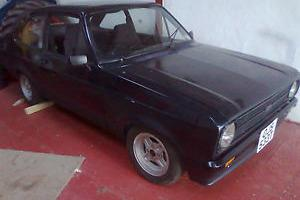 Ford mk2 escort two door red top conversion