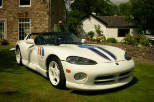 DODGE VIPER HENNESSEY VENOM 600 F1 HISTORIC VEHICLE