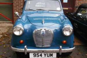 AUSTIN A30 4 DOOR SALOON (1955)  Photo