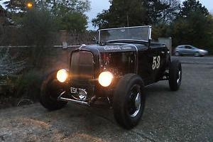 1932 FORD BLACK
